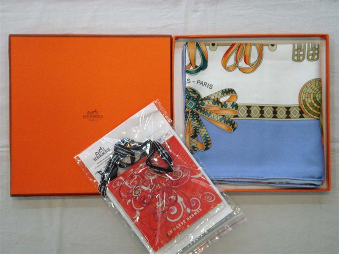 hermes fake scarves